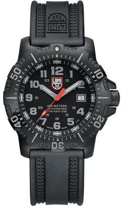 Luminox 45mm Anu 4200 Series Watch, Black $695 thestylecure.com