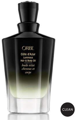 Oribe Cote d'Azur Luminous Hair & Body Oil, 3.4 oz./ 100 mL