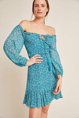 Ranna Gill Blishen Off-The-Shoulder Dress