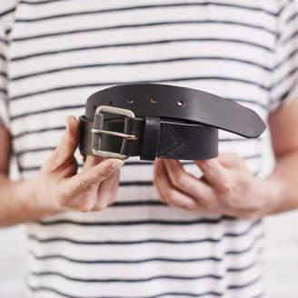 Vida Vida Secret Message Mens Leather Belt