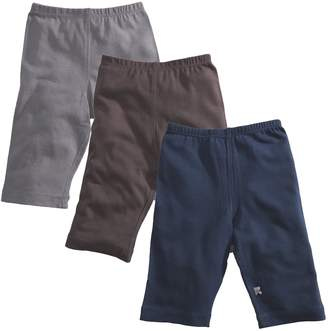 Baby Soy Janey Baby Pack-of-3 Organic Pant Set for Boys, 12-18M