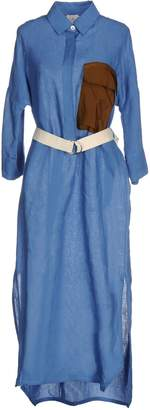 Peuterey 3/4 length dresses