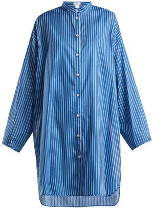 Raey Deck Chair split-side cotton shirt