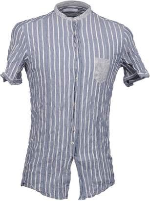 Aglini Short sleeve shirts - Item 38356936GH