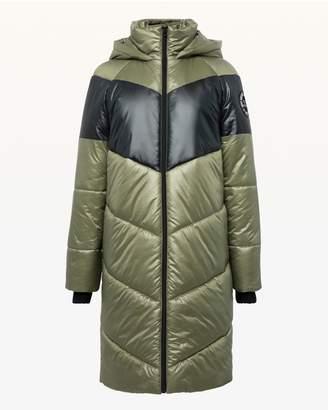 Juicy Couture JXJC Colorblock Puffer Coat