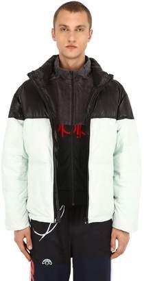 adidas By Alexander Wang Double Layered Nylon Down Jacket