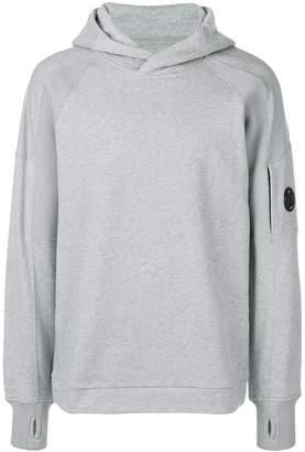 C.P. Company oversized basic hoodie