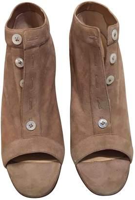 Christian Louboutin Open toe boots