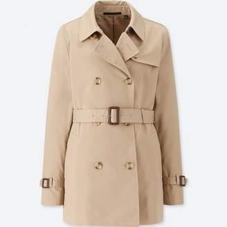 Uniqlo WOMEN Short Trench Coat