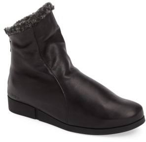 Women's Arche Ceyla Faux Shearling Lined Bootie $459.95 thestylecure.com