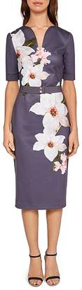 Ted Baker Bisslee Chatsworth Sheath Dress