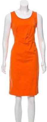 Armani Collezioni Sleeveless Knee-Length Dress w/ Tags