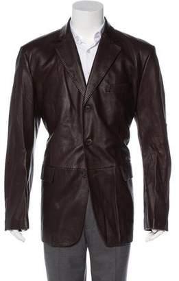 Salvatore Ferragamo Notch-Lapel Jacket