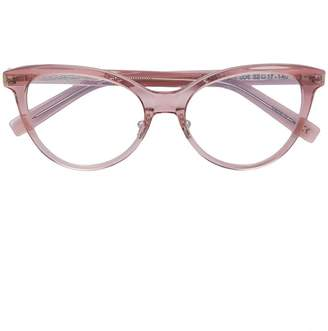 Saint Laurent Eyewear classic cat-eye glasses
