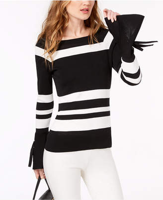 INC International Concepts I.n.c. Bell-Sleeve Sweater, Created for Macy's