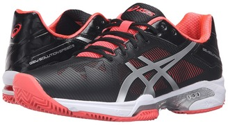 ASICS - Gel-Solution Speed 3 - Clay Women's Tennis Shoes $129.95 thestylecure.com
