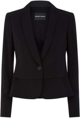 Emporio Armani Single Breasted Jacket