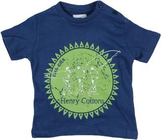 Henry Cotton's T-shirts - Item 12151691FF
