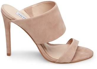 fa83a261c2d Steve Madden Nubuck Upper Women s Sandals - ShopStyle