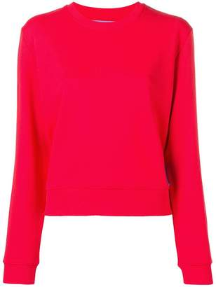 Calvin Klein Jeans fitted logo sweatshirt