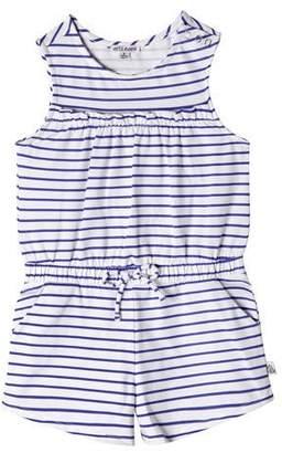 Art & Eden Nelli Striped Sleeveless Romper, Size 2-10