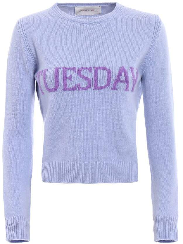 Rainbow Week Sweater