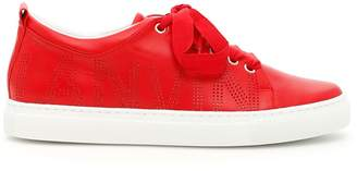 Lanvin Logo Sneakers