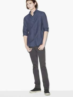 John Varvatos Roll-Up Sleeve Shirt