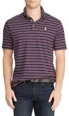 Polo Ralph Lauren Classic-Fit Soft-Touch Cotton Polo