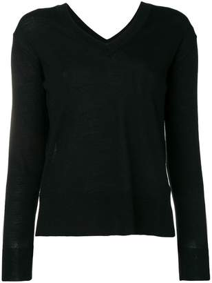 Zanone v-neck jumper
