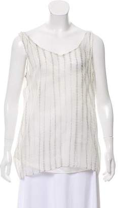 Eileen Fisher Silk Sleeveless Top w/ Tags