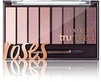 COVERGIRL truNaked Eye Shadow Roses, .23 oz $12.99 thestylecure.com