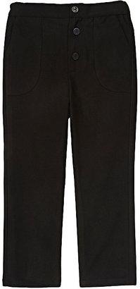 Motoreta Moleskin Pants-Black $94 thestylecure.com