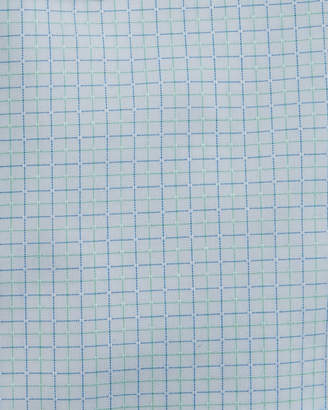 Neiman Marcus Trim-Fit Non-Iron Tattersall Dress Shirt