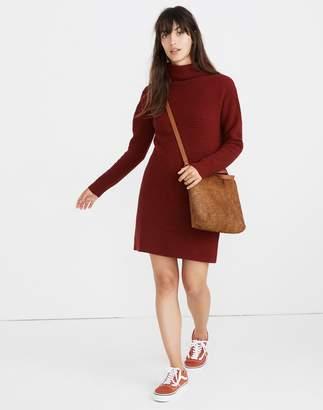 Madewell Skyscraper Sweater-Dress