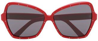 Celine Butterfly Studded Sunglasses