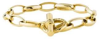 Slane 18K Diamond Toggle Bracelet