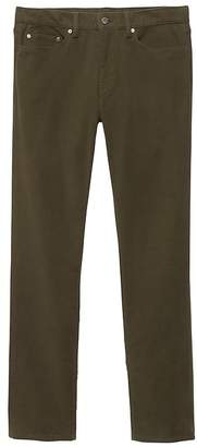 Banana Republic Slim Brushed Traveler Pant