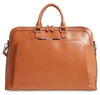 Brera LODIS Los Angeles Audrey Under Lock & Key RFID Leather Briefcase