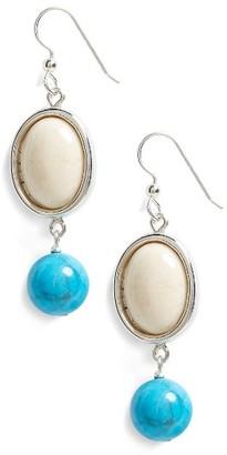 Women's Simon Sebbag Riverstone Drop Earrings $130 thestylecure.com