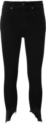 Rag & Bone Jean stretch cropped skinny jeans