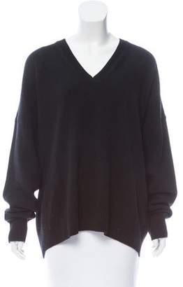 Ami Alexandre Mattiussi Oversize Wool Sweater