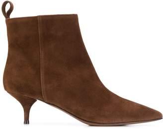 L'Autre Chose textured ankle boots