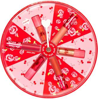 Lime Crime Spin the Dial Lipstick and Gloss Set