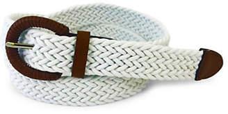 Fashion Focus Braided Cord Belt