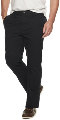 Sonoma Goods For Life Big & Tall SONOMA Goods for Life Flexwear Stretch Chino Pants