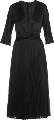 Marco De Vincenzo Wool Blend Dress