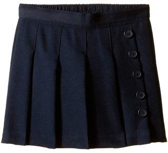 Nautica Pleated Scooter Girl's Skort