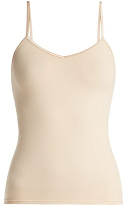 Bodas Pima Cotton Cami Top - Womens - Light Pink