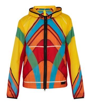 Craig Green 5 Moncler Spinner Kite Print Windbreaker Jacket - Mens - Multi